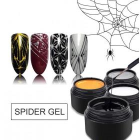 Гель-паутинка для дизайна ногтей