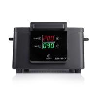 Сухожаровой шкаф SM-360C BLACK с сенсорным управлением