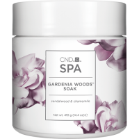 Препарат для мацерации CND SPA Gardenia Woods Soak™ 410 г