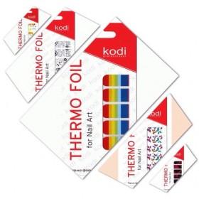 Термо дизайн KODI: Thermo Foil for Nail Art