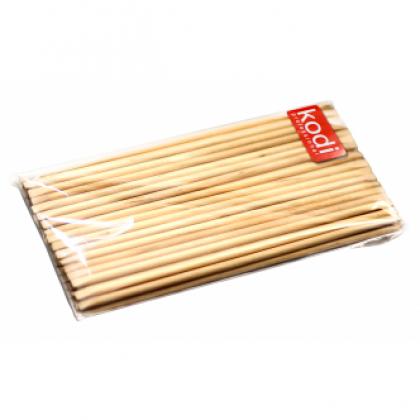 Деревянные палочки KODI 15 см (50 шт.)