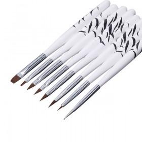 Кисти для росписи на ногтях