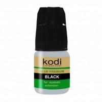 Клей для бровей и ресниц Premium Black KODI, 3г.