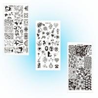 Металлические пластины для стемпинга KODI