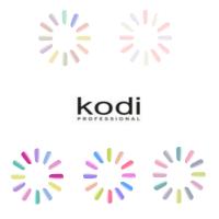 Кольорове базове покриття KODI