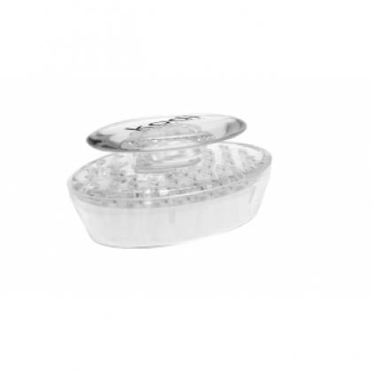 Щетка от пыли овальная (прозрачная) KODI