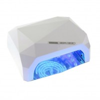Лампа КРИСТАЛЛ LED/ UV CCFL-5 36W, цвет: белый
