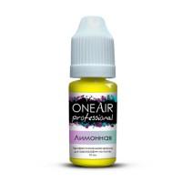 Краска для аэрографии OneAir Professional (лимонная), 10 мл