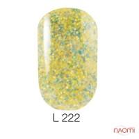 Гель-лак Naomi Lets Go Party 222, 6 мл