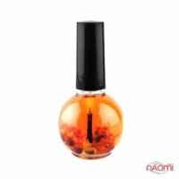 """Цветочное масло для кутикулы Naomi """"Абрикос"""" 15 мл"""