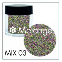 Втирка MELANGE MIX №3 (в пакетике)