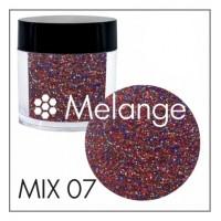 Втирка MELANGE MIX №7 (в пакетике)