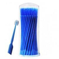 Микробраш Regular (диаметр 2,5 мм) для ресниц Kodi Professional (100 штук)