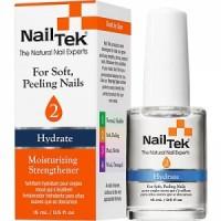 Nail Tek Moisturizing Strengthener 2 Hydrate Увлажняющая терапия для мягких слоящихся ногтей