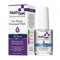 Nail Tek Moisturizing Strengthener 4 Hydrate Увлажняющая терапия