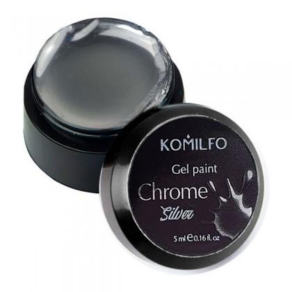 Закажите Gel Paint Chrome Silver и получите 5% бонусов от суммы для оплаты следующего заказа