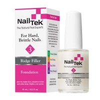База выравнивающая для ломких, сухих ногтей Nail Tek FOUNDATION 3 Ridge Filler 15 мл