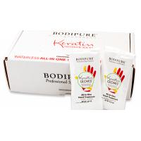 Набор кератиновых перчаток для маникюра BODIPURE (12 пар)