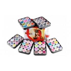 Уникальные наборы цветных акрилов от Kodi Professional в Украине
