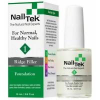 Nail Tek FOUNDATION I Ridge Filler База для поддержания ногтей здоровыми