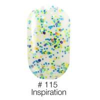 Гель лак 115 Inspiration Naomi 6ml