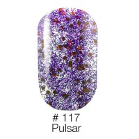 Гель лак 117 Pulsar Naomi 6ml