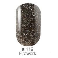 Гель лак 119 Firework Naomi 6ml