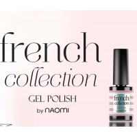Гель-лак Naomi FRENCH COLLECTION, 6 мл