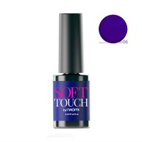 Гель-лак Naomi Soft Touch ST 06, 6 мл