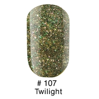 Гель лак 107 Twilight Naomi 6ml