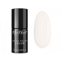 Гель-лак NeoNail №6379-7 Creamy Latte (кремовый белый, эмаль), 7,2 мл