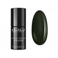 Гель-лак NeoNail №6372-7 Bottle Green (темно-зеленый, бутылочный, эмаль), 7,2 мл