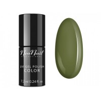 Гель-лак NeoNail №6371-7 Unripe Olives (оливковый, эмаль), 7,2 мл