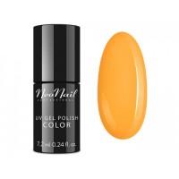Гель-лак NeoNail №6378-7 Autumn Sun (приглушенный желтый, эмаль), 7,2 мл