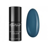 Гель-лак NeoNail №6374-7  Rainy Evening (графитово-синий, эмаль), 7,2 мл