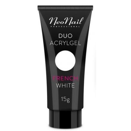 Закажите Duo Acrylgel NeoNail French White и получите 5% бонусов от суммы для оплаты следующего заказа