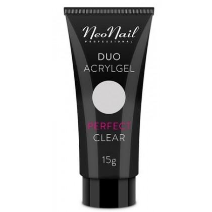 Закажите Duo Acrylgel NeoNail Perfect Clear Gel и получите 5% бонусов от суммы для оплаты следующего заказа
