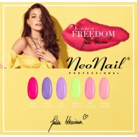 Collection Colors of Freedom by Julia Wieniawa NeoNail