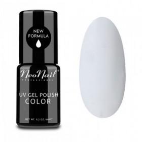 Гель-лак NeoNail №5055-1 French White (белый, эмаль), 6 мл