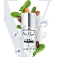 Витаминная база для гель-лака Hard Base Vitamins NeoNail, 7,2 мл. 6931-7