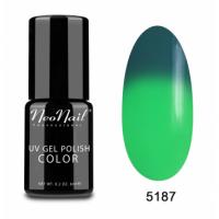 Термо гель-лак NeoNail 6 мл. Green Lantern №5187-1