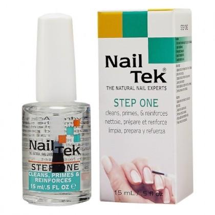 Nail Tek Step One - Обезжириватель для ногтей 15мл