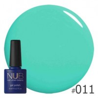 Гель-лак NUB MINT ICE CREAM 011, 8 ml