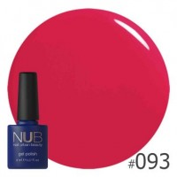 Гель-лак NUB BABY BERRY 093, 8 ml