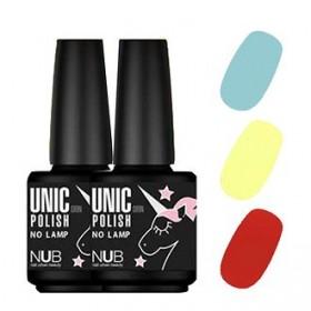 Заказать Лак-гели UNICORN NUB с бесплатной доставкой по Украине