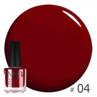 Лак NUB LADY VAMP 04, 14 ml
