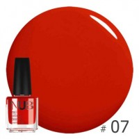 Лак NUB RED ROOM 07, 14 ml