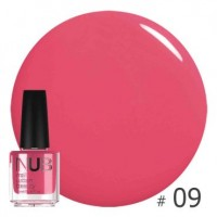 Лак NUB LIFE'S A BEACH 09, 14 ml