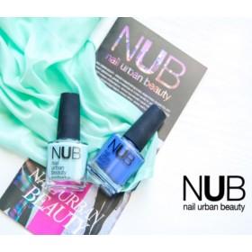 Лаки для ногтей NUB - Nail Urban Beauty