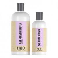 Жидкость для снятия лака NUB NAIL POLISH REMOVER PURE CLEAN, 250 ml